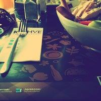 2/14/2013에 Merve O.님이 KA'hve Café & Restaurant에서 찍은 사진