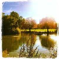 10/6/2012 tarihinde Sebastian Z.ziyaretçi tarafından Clissold Park'de çekilen fotoğraf