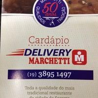 Foto tomada en Restaurante Marchetti por Renan M. el 4/12/2013