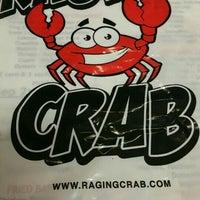 Снимок сделан в Raging Crab пользователем Rob G. 5/28/2016