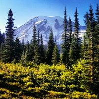 Foto tirada no(a) Mount Rainier National Park por Julia R. em 7/15/2013