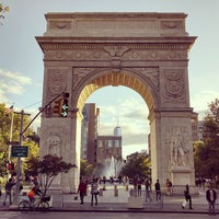 9/22/2013 tarihinde Andrew L.ziyaretçi tarafından Washington Square Park'de çekilen fotoğraf