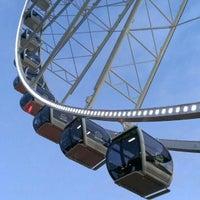 Das Foto wurde bei The Seattle Great Wheel von Justin R. am 1/13/2013 aufgenommen