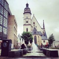 Das Foto wurde bei Thomaskirche von Egor am 6/1/2013 aufgenommen