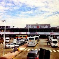 3/14/2013에 K님이 Aeroporto di Milano Linate (LIN)에서 찍은 사진
