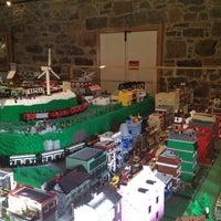Foto diambil di B&O Railroad Museum: Ellicott City Station oleh Moonjoo P. pada 12/7/2012
