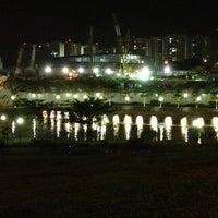 Снимок сделан в Punggol Waterway Park пользователем Carmen 12/14/2012
