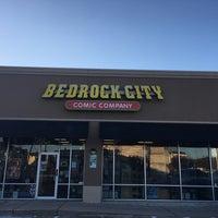 Foto tomada en Bedrock City Comic Company por José Manuel C. el 1/3/2018