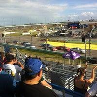 11/18/2012에 Enrique M.님이 Homestead-Miami Speedway에서 찍은 사진