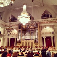 Photo prise au Grand Hall of St Petersburg Philharmonia par Aleksey T. le1/12/2013