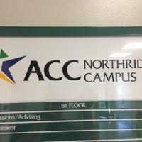 acc northridge campus map Acc Northridge Library College Library In North Burnet acc northridge campus map