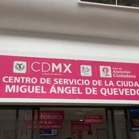 Centro De Servicio Tesorería Miguel ángel De Quevedo Ahora