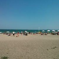 7/28/2013 tarihinde Borislav S.ziyaretçi tarafından Централен Плаж Бургас'de çekilen fotoğraf