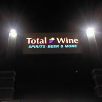 Photo taken at Total Wine & More by Dell L. on 5/17/2013