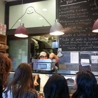Foto scattata a Pizzarium Bonci da BuzzInRome il 12/12/2012