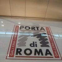 Foto scattata a Galleria Commerciale Porta di Roma da BuzzInRome il 1/7/2013
