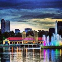 รูปภาพถ่ายที่ City Park โดย Jarrod P. เมื่อ 8/3/2013