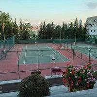 5/16/2016 tarihinde Attila E.ziyaretçi tarafından İTÜ Tenis Kortları'de çekilen fotoğraf