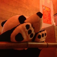 Снимок сделан в ЛАПША ПАНДА | 熊面条猫 пользователем Anastasia S. 5/18/2013