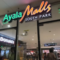 Photo prise au Ayala Malls South Park par Ricardo S. le8/12/2018