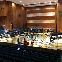 Photo prise au Escuela Nacional De Música par Hugo G. le10/11/2012