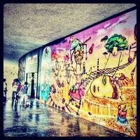Foto scattata a Museu de Arte Moderna de São Paulo (MAM-SP) da Isadora M. il 4/18/2013