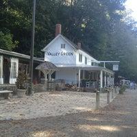 Das Foto wurde bei Valley Green Inn von Jennifer B. am 9/23/2012 aufgenommen