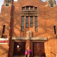 11/15/2013にTrevin⚡️ D.が(OLCA) St. Teresa Of Avilaで撮った写真