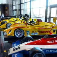 Photo taken at Penske Racing Museum by Matt H. on 11/2/2013