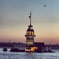 7/13/2013にFatih Ö.がKız Kulesiで撮った写真