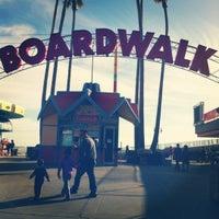 Foto scattata a Santa Cruz Beach Boardwalk da M R. il 12/9/2012