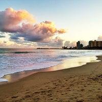 Photo Taken At Isla Verde Beach By Raul C On 12 27 2017