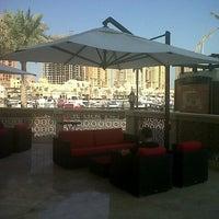 Снимок сделан в Emporio Armani Café- The Pearl Qatar пользователем Sherif S. 11/9/2012