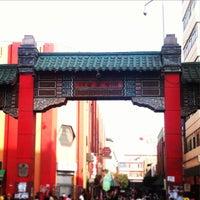 1/26/2015 tarihinde Ricardo A.ziyaretçi tarafından Chinatown'de çekilen fotoğraf