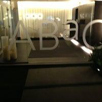 Foto tomada en ABaC Restaurant & Hotel por daVid V. el 3/7/2013