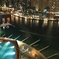 Photo prise au Address Dubai Marina par Sa'id C. le2/15/2013