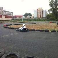 7/17/2013에 Денис К.님이 Мото-картинг центр PutilovKart에서 찍은 사진