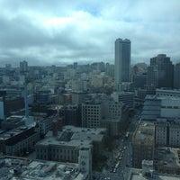 Снимок сделан в InterContinental San Francisco пользователем Jonathan W. 6/6/2013