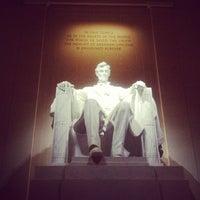 Photo prise au Mémorial Lincoln par Jonathan G. le5/26/2013