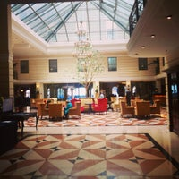 รูปภาพถ่ายที่ Kempinski Hotel Moika 22 โดย ♦️🔹V🔹V🔹♦️ เมื่อ 6/9/2013