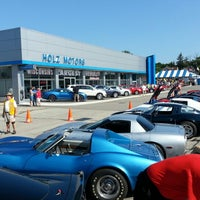 ... Photo taken at Holz Motors by Andrew D. on 7/4/2013 ...