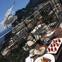 11/8/2018 tarihinde Abdullahziyaretçi tarafından Capri Tiberio Palace'de çekilen fotoğraf