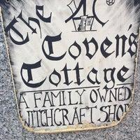 Photos at Coven's Cottage - Souvenir Shop in Downtown Salem
