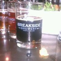 Foto scattata a Breakside Brewery da Brewvana T. il 2/5/2013