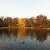 Foto tomada en Park Południowy por Aleksandra B. el 11/18/2012