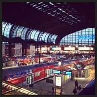 Das Foto wurde bei Hamburg Hauptbahnhof von Anta am 5/3/2013 aufgenommen
