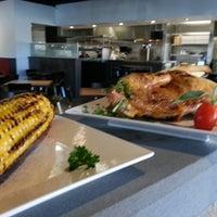 Снимок сделан в Nazca Kitchen пользователем Peter L. 12/17/2012