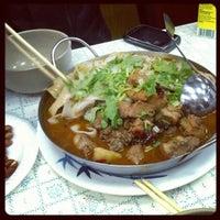 Das Foto wurde bei Spicy Village 大福星 von Yihong L. am 10/28/2012 aufgenommen