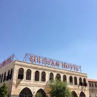 Das Foto wurde bei Şirehan Butik Otel von Eyp B. am 6/15/2013 aufgenommen