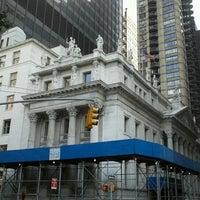Foto tirada no(a) NYS Supreme Court, Appellate Division, 1st Dept por Maureen M. em 10/14/2012